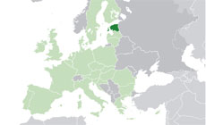 Географическое положение Эстонии