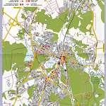 Карта города Элвы