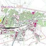 Карта города Йыхви