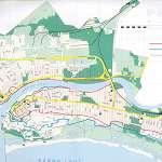 Карта города Пярну
